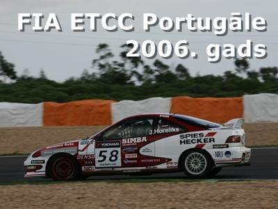 FIA ETCC Portugāle