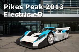 Pikes Peak 2013 Drive eO